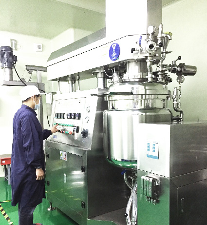 cosme cosmetics factory