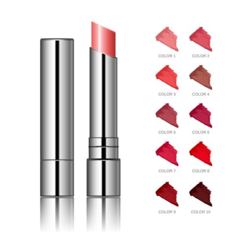 Moisturizing lipstick