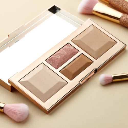 Highligher _ Contour Palette