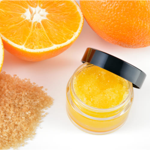 Vitamin C Scrub